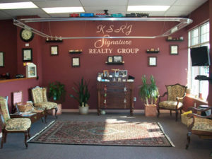 KSRJ Signature Office Photo
