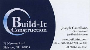 Build-it Construction